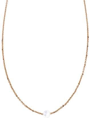 Couture Sethi Rose-Cut Diamond Pendant Necklace