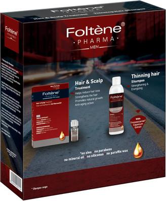 Foltene Hair & Scalp Treatment Kit for Men
