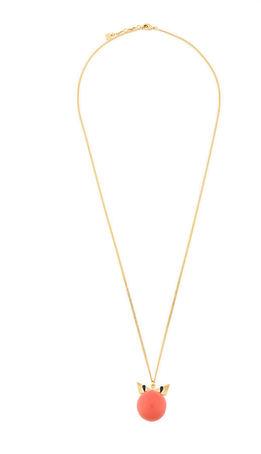 FendiFendi Crystal Wonder necklace