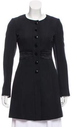 Temperley London Collarless Evening Jacket
