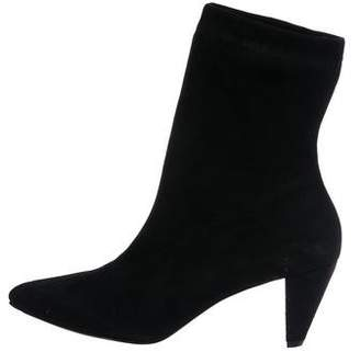 Robert Clergerie Luther Suede Ankle Boots