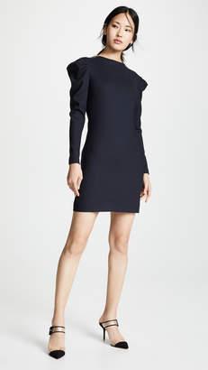 Victoria Beckham Victoria Tuck Shoulder Shift Dress