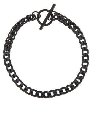 14th & Union Squared Wheat Chain Bracelet