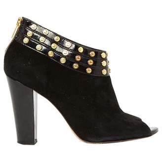 Kat Maconie Black Suede Boots