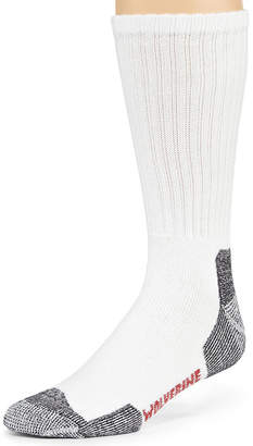 Wolverine 2-pk. Steel Toe Acrylic Boot Socks