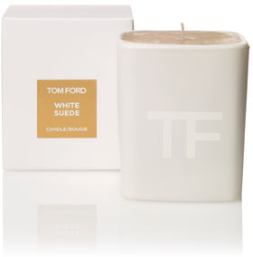 Tom Ford White Suede Candle