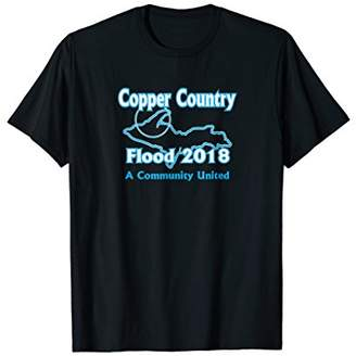 Copper Country A Community United T-Shirt