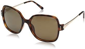 Polaroid Sunglasses Women's Pld4046s Rectangular