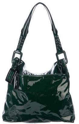 Roger Vivier Patent Leather Hobo