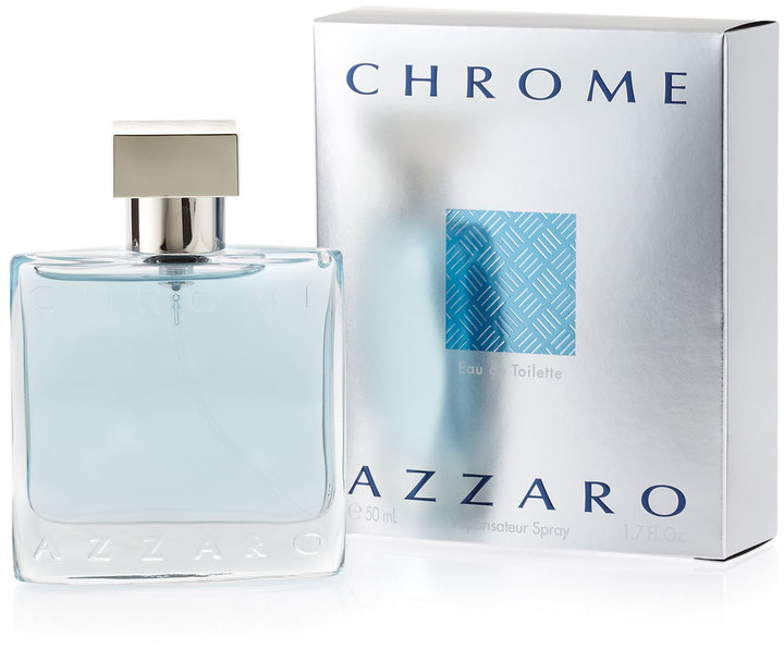 Azzaro Chrome Eau de Toilette For Him