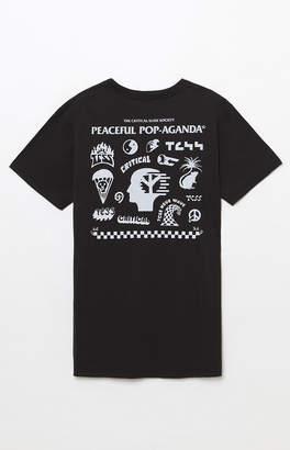 GUESS Tcss Pop-Aganda T-Shirt