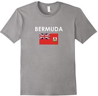 BERMUDA Flag T Shirt for Bermudian Bermudan Loving Americans