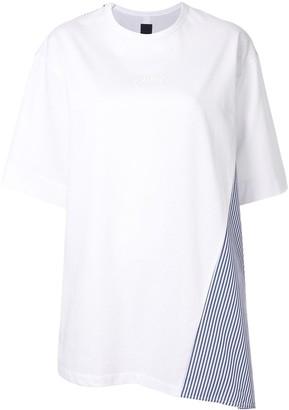 Juun.J oversized crewneck T-shirt