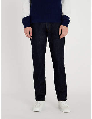 Stone Island 13oz regular-fit tapered jeans
