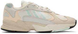 adidas Off-White Yung-1 Sneakers