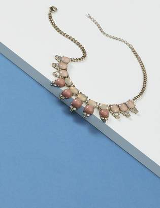 Lane Bryant Stone Drop Statement Necklace