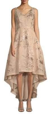 Calvin Klein Sequined Sleeveless Dress