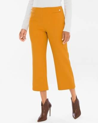 Chico's Tailored Wide Crops