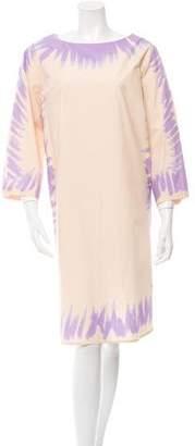Tsumori Chisato Printed Shift Dress