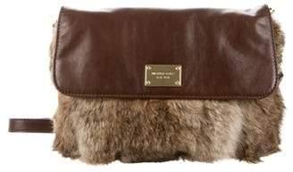 MICHAEL Michael Kors Fur Crossbody Bag