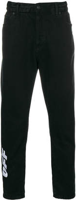 Off-White Off Printed Trousers