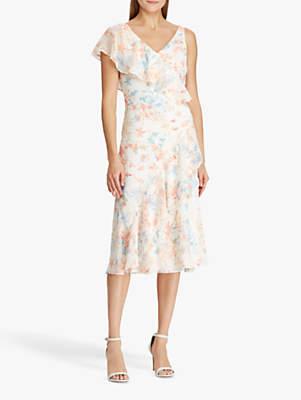 a3554cdfd2 Ralph Lauren Ralph Libbie Floral Print Georgette Dress