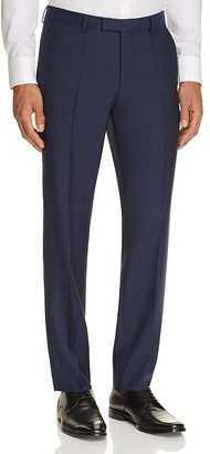 BOSS Hugo Boss Solid Regular Fit Trousers - 100% Exclusive $195 thestylecure.com