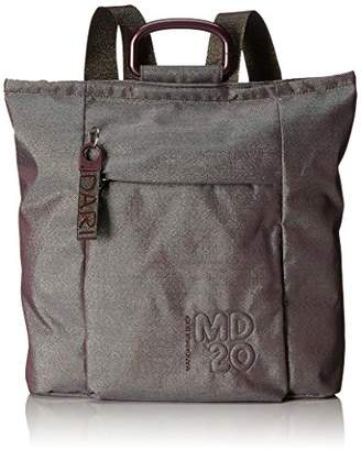 Md 20 Lux Minuteria, Femmes Porte-monnaie, Gris (arc), 4x19x28.5 Cm (bxht) Canard Mandarina