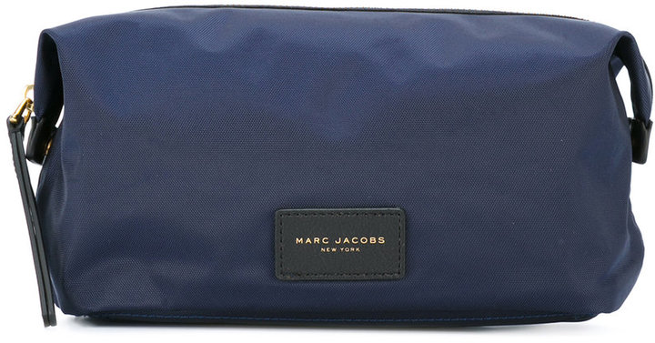 Marc Jacobs Marc Jacobs zip-top wash bag