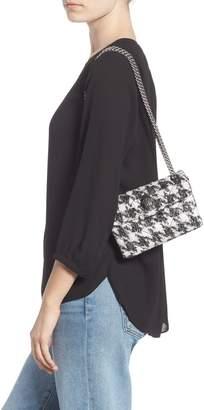 Kurt Geiger London Mini Kensington Tweed Crossbody Bag