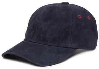 Ted Baker Suede Baseball Cap