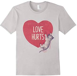 Life is Good but Love Hurts T-shirt