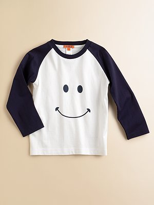 Kule Toddler & Little Boy's Baseball Tee