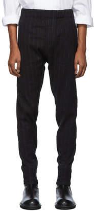 Ann Demeulemeester Black Algernon Trousers