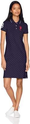 U.S. Polo Assn. Women's Basic Polo Dress