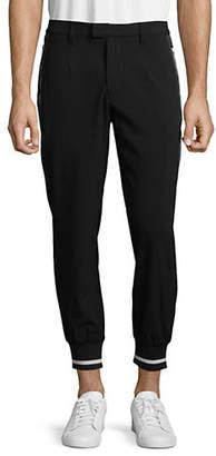 Karl Lagerfeld Zip Pocket Jogger Pants