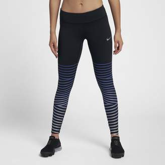 """Nike Epic Lux Flash Women's 27.5""""""""(70cm approx.) Reflective Running Tights"""