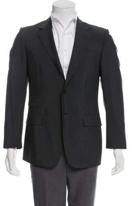 Gucci Mohair and Wool-Blend Blazer