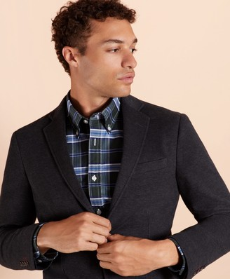 Brooks Brothers Two-Button Knit Blazer