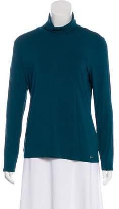 Calvin Klein Collection Knit Long Sleeve Top