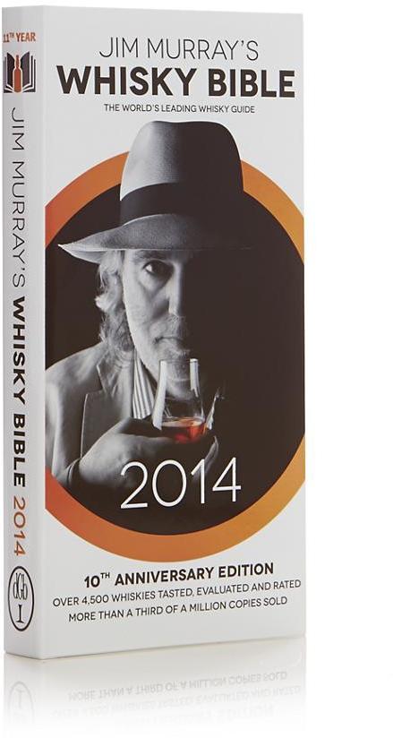 "Murray's ""Jim Whisky Bible 2014"""
