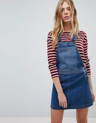 Jack Wills Denim Overall Dress