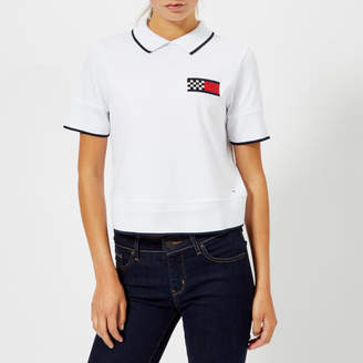 Tommy Hilfiger Women's Britnee Embroidered T-Shirt
