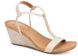 Style&Co. Style & Co. Mulan Slingback Wedge Sandals