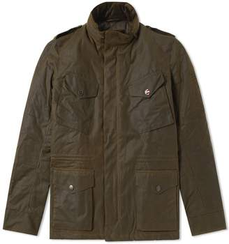 Barbour International Steve McQueen Tuscon Wax Jacket