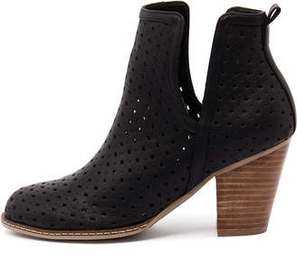 I Love Billy New Caprice Black Womens Shoes Dress Boots Ankle