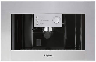 Hotpoint CM5038IXH Coffee Machine - Stainless Steel