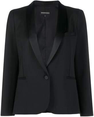 Emporio Armani tuxedo jacket
