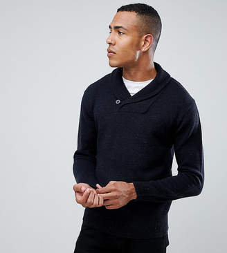French Connection TALL Shawl Collar Chunky Cardigan