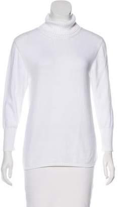 Calvin Klein Collection Long Sleeve Turtleneck Sweater
